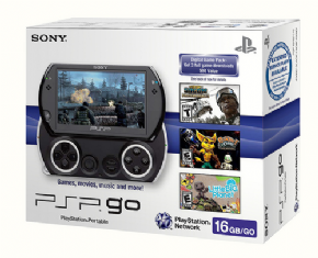 PSPgo Black Sony (Seminov...