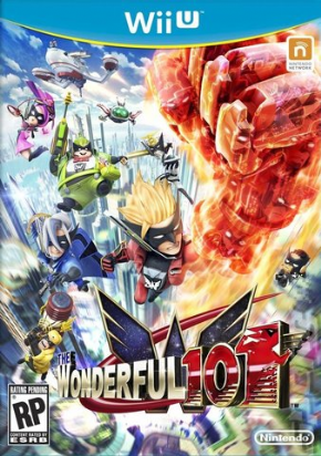 Foto The Wonderful 101 (Seminovo) Wii U