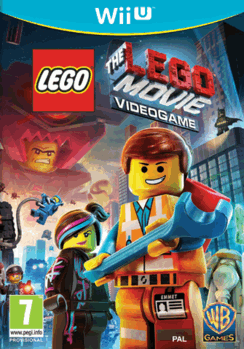 Lego Movie  (Seminovo) Wi...