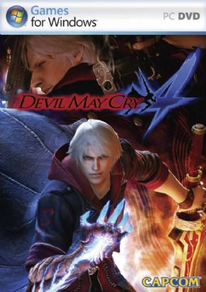 Foto Devil May Cry 4 (Seminovo) PC-DVD