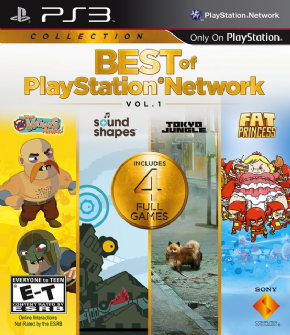 Best of PSN Volume1 PS3