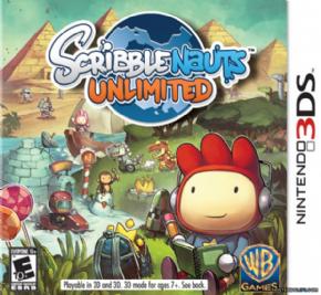 Scribblenauts Unlimited (...