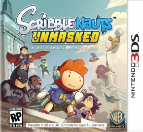 Scribblenauts Unmasked -...