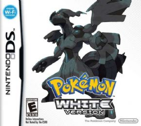 Pokemon Versão White (Sem...