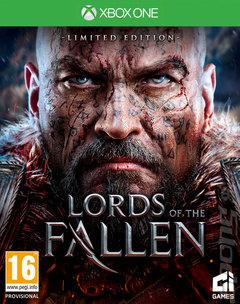 Foto Lords of the Fallen (Seminovo) XBOX ONE