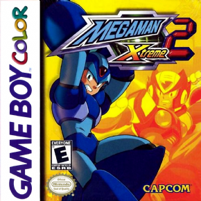 Mega Man Xtreme 2 (Semino...