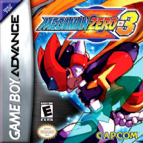 Mega Man Zero 3 GameBoy A...