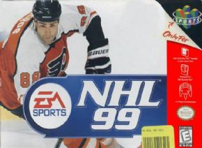 NHL 99 (Seminovo) Nintend...