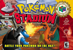 Pokemon Stadium (Seminovo...