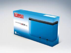 Nintendo 3DS XL Azul + 3...