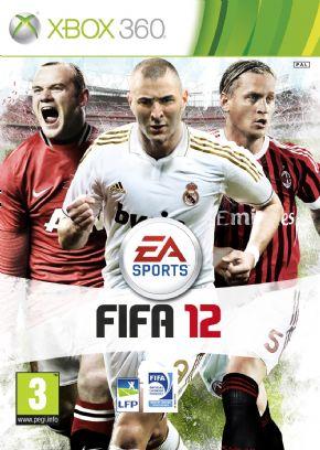 FIFA 12 (Seminovo) XBOX36...