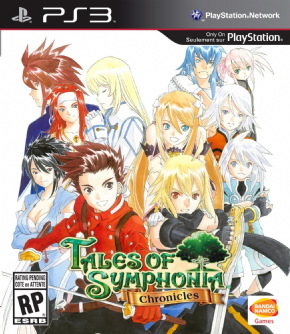 Tales of Symphonia Chroni...