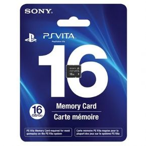 Foto Cartão Memória 16GB (Seminovo) PsVita