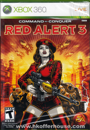Command conquer Red Alert...