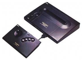 Neo Geo AES Completo + 2...
