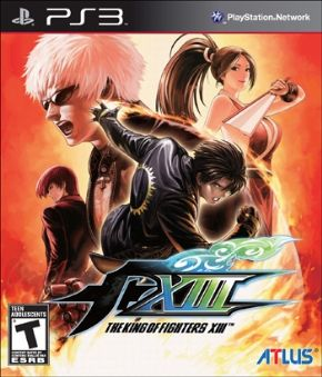 Foto The King of Fighters XIII PS3