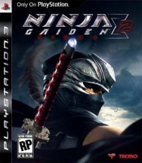 Foto Ninja Gaiden Sigma 2 PS3 - Seminovo