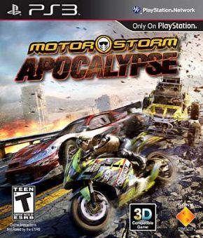 MotorStorm: Apocalypse PS...