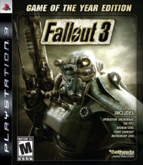 Foto Fallout 3 Game of the Year Edition PS3 - Seminovo