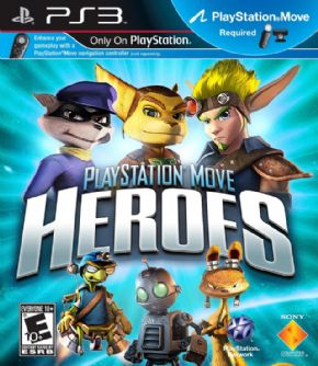 Playstation Move Heroes P...