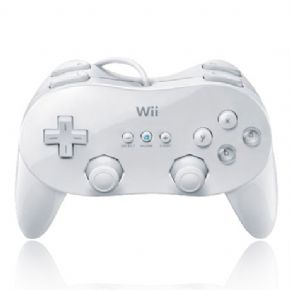 Classic Controller Pro Wh...