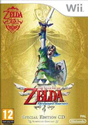 Legend of Zelda - Skyward...