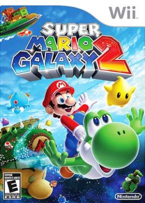 Super Mario Galaxy 2 Wii...