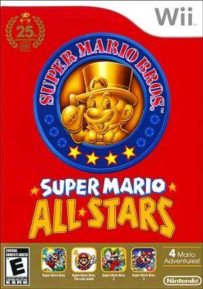 Super Mario All - Stars -...