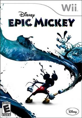 Epic Mickey Wii