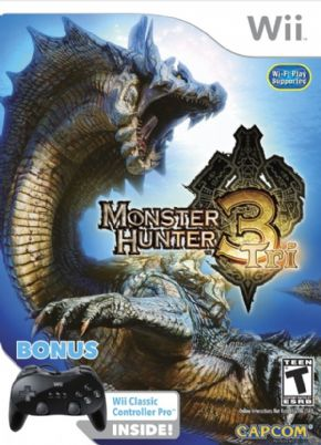 Monster Hunter Tri Bundle...