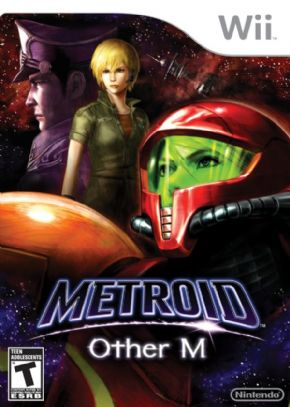 Metroid: Other M Wii