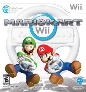 Mario Kart With Wheel ( J...