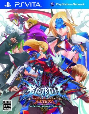 Blazblue: Chrono Phantasm...