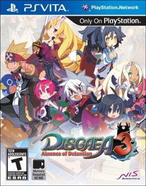 Disgaea 3  Absence of Det...