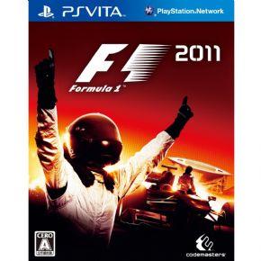 F1 2011 PSVita