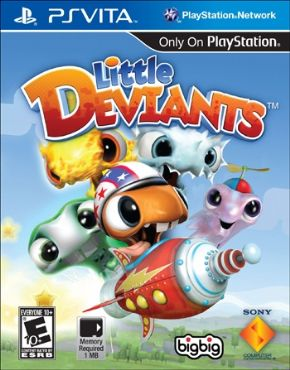 Little Deviants PSVita