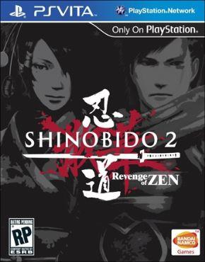 Shinobido 2 - Revenge of...