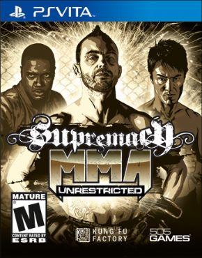 Supremacy MMA - Unrestric...