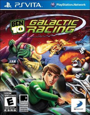 Ben 10  Galactic Racing P...