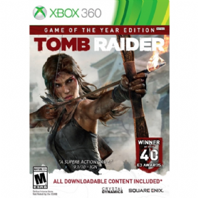Tomb Raider Game of the Y...