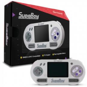 Foto Supaboy Nintendo 16 Bits Portátil