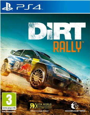 Dirt Rally (Seminovo) PS4
