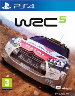 WRC 5 (Seminovo) PS4