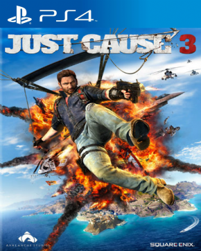 Just Cause 3 (Seminovo)PS...