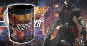 Caneca - OverWatch - Reap...