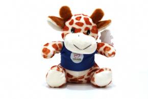 Bichos de Pelúcia - Giraf...
