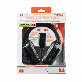 Headset Tritton Ax 120 -...