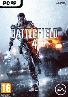 Battlefield 4 PC-DVD (Por...