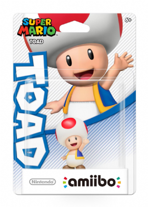 Toad - Super Mario - amii...