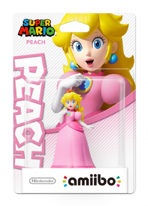 Peach - Super Mario - ami...